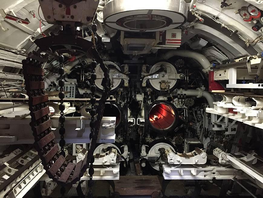 """Das U-Boot """"HMS Otus- S18"""""""