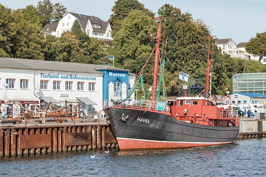 Fischerei- & Hafenmuseum Sassnitz