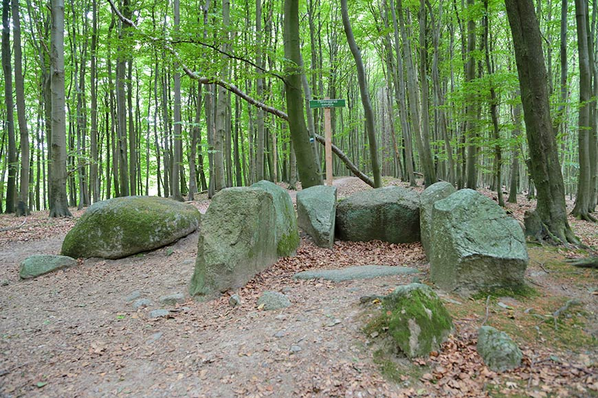 Großsteingrab Hagen-Stubnitz