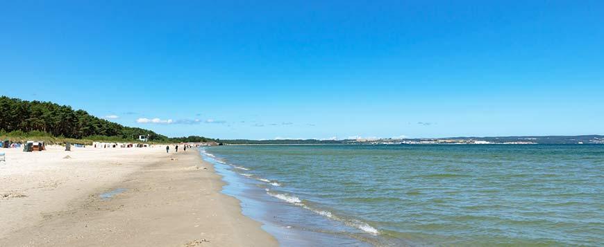 Sassnitz Strand - Empfehlungen