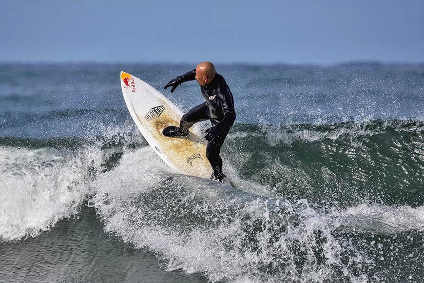 Wassersport Sassnitz: Surfen